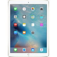 GRADE A1 - Apple iPad Pro 128GB WIFI + Cellular 3G/4G 12.9 Inch iOS 9 Tablet - Gold