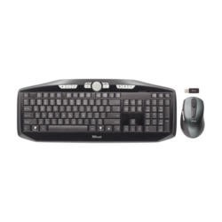 Trust MaxTrack Wireless Keyboard with mouse