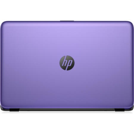"Refurbished HP 15-af156sa 15.6"" AMD A6-6310 1.8GHz 4GB 1TB Windows 10 Laptop in Purple"
