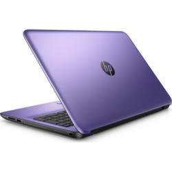"Refurbished HP 15-af156sa 15.6"" AMD A6-6310 1.8GHz 4GB 1TB Win10 Laptop in Purple"