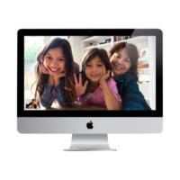 "Refurbished Apple iMac 21.5"" Intel Core i5 2.7GHz 4GB 1TB All in One"