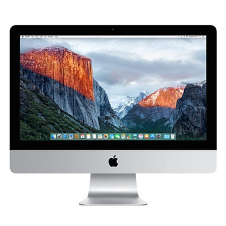 "A1/MK452B/A Refurbished Apple iMac Retina 21.5"" 4K Intel Core i5 3.1GHz 8GB 1TB OS X El Capitan All in One - 2015"