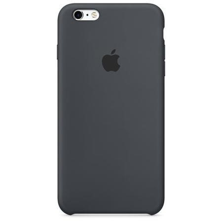 MKY02ZM/A Apple iPhone 6 / 6s Silicone Case - Charcoal Grey
