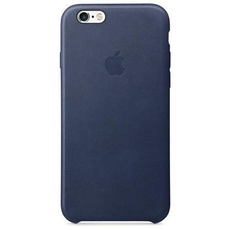 MKXU2ZM/A Apple iPhone 6 / 6s Leather Case - Midnight Blue