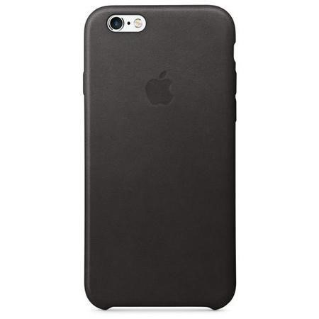 MKXW2ZM/A Apple iPhone 6 / 6s Leather Case - Black