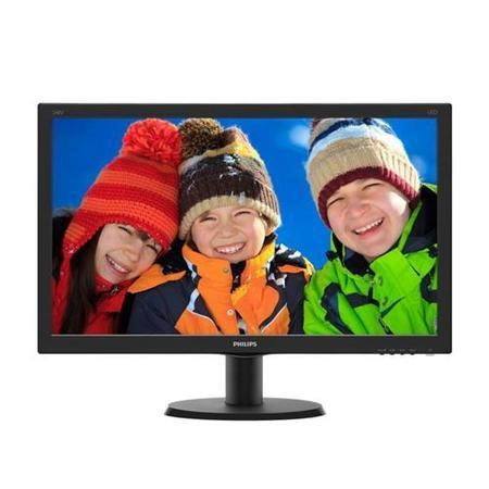 "Philips 240V5QDAB 23.8"" Full HD Monitor"