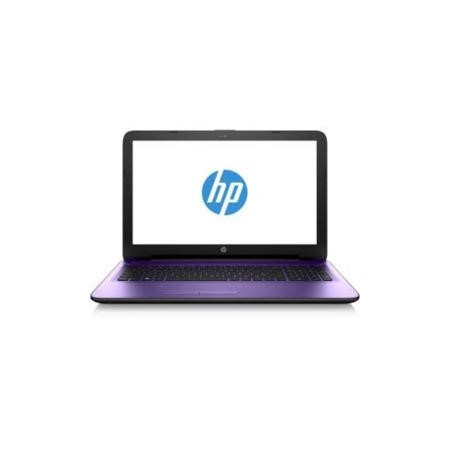 A2/N7J44EA Refurbished HP 15-AC109NA Intel Pentium 3825U 4GB 1TB 15.6 Inch Windows 10 Laptop in Purple
