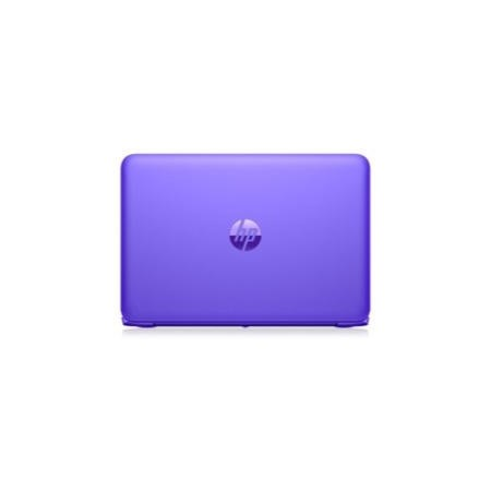 "Refurbished HP Stream 11-R001NA 11.6"" Intel Celeron N3050 1.6GHz 2GB 32GB Windows 10 Laptop in Violet"