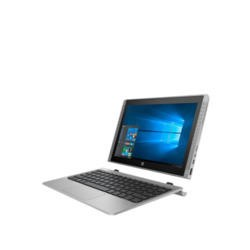 "Refurbished HP Pavilion X2 10-N107NA 10.1"" Intel Atom Z8300 1.44GHz 2GB 1TB + 32GB SSD Win10 2-in-1 Convertible Touchscreen Laptop in Silver"
