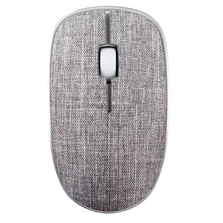 Rapoo 3510 Plus 2.4GHz Wireless Optical Fabric Mouse Grey
