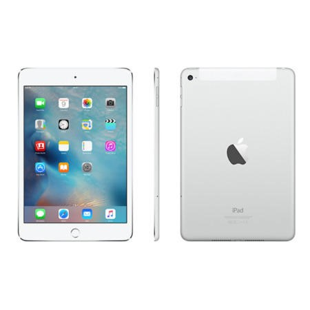 Apple iPad Mini 4 128GB 7.9 Inch iOS 9 Tablet - Silver