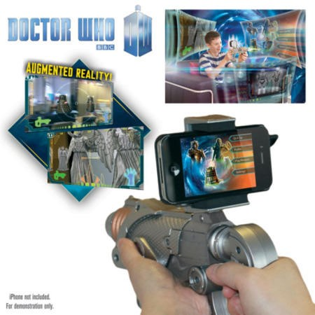 Dr Who App Game for iPhone and iPod Touch