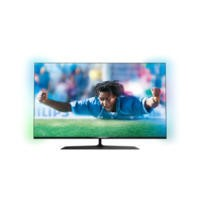 A2 Refurbished Philips 55 Inch 4K Ultra HD Smart 3D LED TV with 1 Year Warranty - No batteries - 55PUS7809