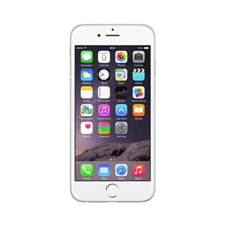 Apple iPhone 6 Silver 16GB 8MP Unlocked Refurbished Hand-Set Only