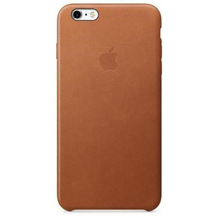 MKXC2ZM/A Apple iPhone 6 Plus/iPhone 6s Plus Leather Case - Saddle Brown