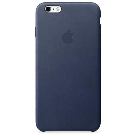 MKXD2ZM/A Apple iPhone 6 Plus / 6s Plus Leather Case - Midnight Blue