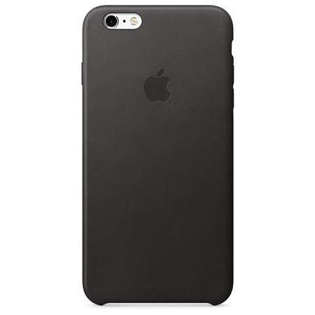 MKXF2ZM/A Apple iPhone 6 Plus / 6s Plus Leather Case - Black
