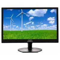 "Philips 241S6QYMB 23.8"" AH-IPS FHD 16_9 DVI VGA DP Monitor"