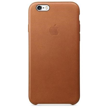 MKXT2ZM/A Apple iPhone 6 / 6s Leather Case - Saddle Brown