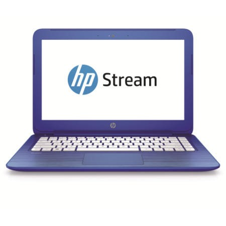 A1/L2T26EA Refurbished HP Stream 13-c100na Intel Celeron N3050 2GB 32GB 13.3 Inch Windows 10 Laptop