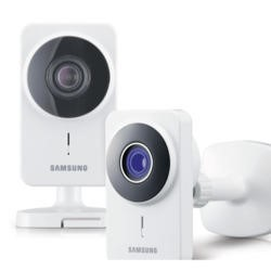 GRADE A1 - As new but box opened - Samsung Smart Home Indoor Wifi Camera