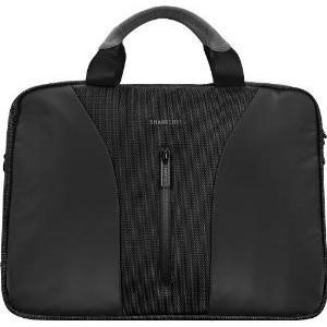 "SmartSuit 16"" Brief Case Black Fusion"