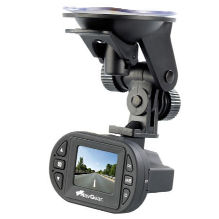 GRADE A1 - As new but box opened - Car Dash Cam With Full HD Night Vision 1.3MP Camera Audio Playback & Motion Sensors