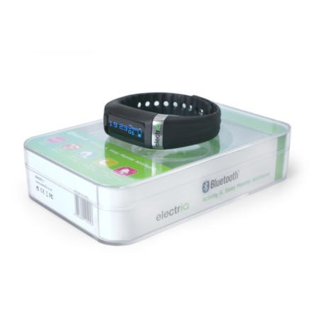 GRADE A1 - As new but box opened - Bluetooth Health Wrist band  - Fitness and Sleep Tracker