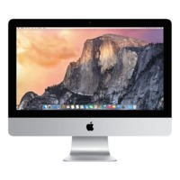 "Refurbished Apple iMac 27"" 5K Intel Core i5 3.2GHz 8GB 2TB Fusion Drive AMD Radeon R9 M395 OS X El Capitan All in One in Aluminium - 2015"