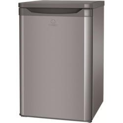 Indesit TLAA10S Under Counter Freestanding Fridge in Silver