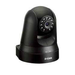 D-Link DCS-5010L Indoor Pan and Tilt Network Camera