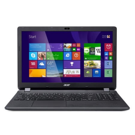 "A1 Refurbished ACER ES1 Intel Celeron N2840 2.16GHz 4GB RAM 1TB Hard Drive DVDRW Windows 8.1 Laptop 15.6"" Laptop Black"