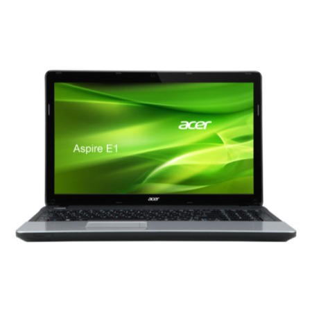 Refurbished Grade A1 Acer Aspire E1 Core i5-3210M 4GB 500GB Windows 8 Laptop in Black & Grey