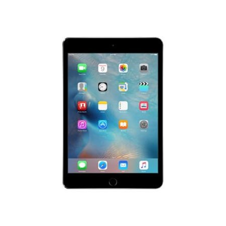 MK8D2B/A Apple iPad Mini 4 128GB Wi-Fi + Cellular 3G/4G Tablet - Space Grey
