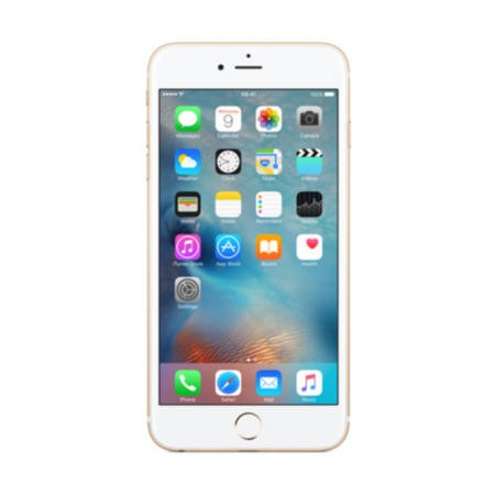 "MKUF2B/A Apple iPhone 6s Plus Gold 128GB 5.5"" 4G Unlocked & SIM Free"