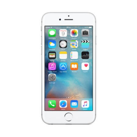 "iPhone 6s Silver 4.7"" 128GB 4G Unlocked & SIM Free"