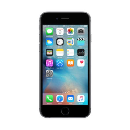 "MKQT2B/A iPhone 6s Space Grey 128GB 4.7"" Unlocked & SIM Free"