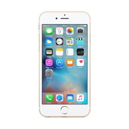 "MKQV2B/A iPhone 6s Gold 128GB 4.7"" 4G Unlocked & SIM Free"