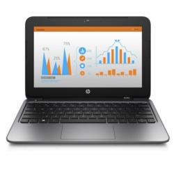GRADE A1 - As new but box opened - HP Stream 11 Pro Celeron N2840 2 GB RAM 32GB SSD Windows 8.1 with Bing 11.6 Inch Laptop