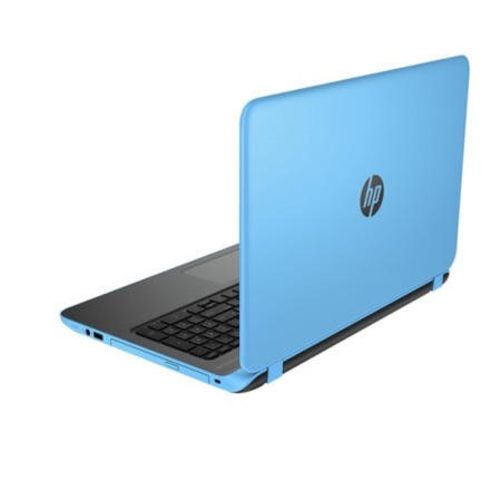 Refurbished Grade A1 HP Pavilion 15-p086sa Core i3 4GB 500GB 15.6 inch DVDSM Windows 8.1 Laptop in Blue & Ash Silver
