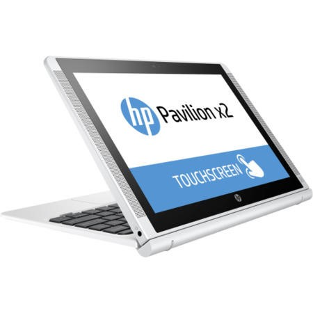 "Refurbished HP Pavilion x2 10-n054sa 10.1"" Intel Atom Z3736F QC 1.33GHz 2GB 32GB SSD Non-Touch Windows 8.1 Laptop in White"