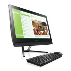 "A1 Refurbished Lenovo C40-30 Intel Pentium 3558U 1.7GHz 6GB 1TB DVD 21.5"" Windows 8 All-In-One"