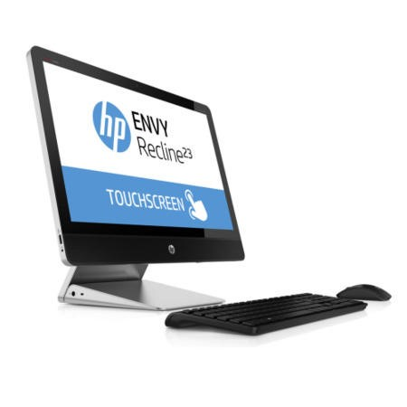 A1 Refurbished Hewlett Packard 23-K450NA i5-4460T 12GB 2TB nVidia GeForce 830A Windows 8.1 Touchscreen All In One
