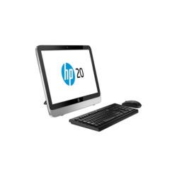 "A1 Refurbished HP 20-2120NA Intel Pentium J2900 4GB 1TB DVDSM 19.45"" Windows 8.1 All In One"