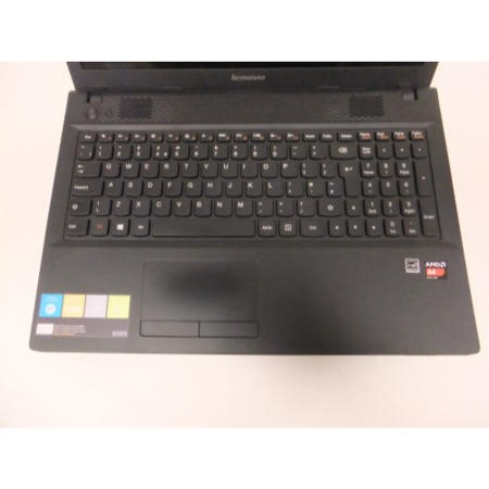 Pre-Owned Grade T1 Lenovo G505 AMD A4-5000 4GB 1TB 15.6 inch DVDSM Windows 8 Laptop in Black