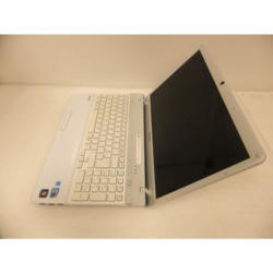 Pre-Owned Grade T3 Sony VAIO EB Core i3-330M 3GB 320GB 15.5 inch DVDSM Windows 7 Laptop in Silver & White
