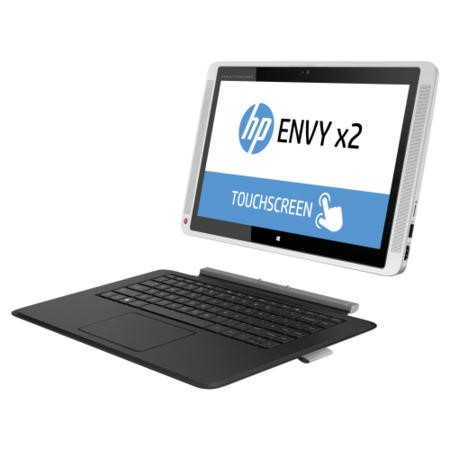"Refurbished HP Envy x2 13-J050NA Core M5Y10 4GB 128GB 13.3"" Windows 8.1 Touchscreen Convertible Laptop"