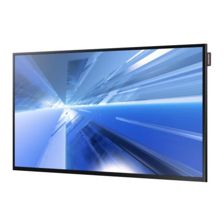 "55"" Black LED Large Format Display Full HD 350 cd/m2 16/7 Operation"