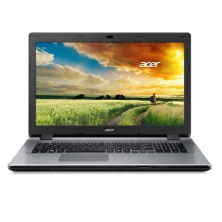 "GRADE A1 - As new but box opened - Acer E5-771 Silver 17.3""/Intel® Core i5-4210U 4 GB/500GB 17.3"" Windows 8 Laptop"