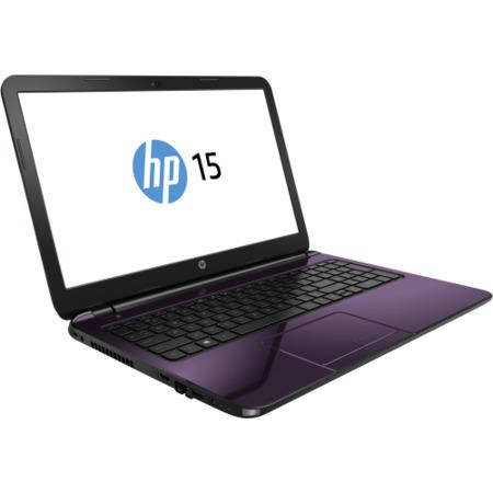 Refurbished Grade A1 HP 15 15-g094sa AMD A8 Quad Core 8GB 1TB 15.6 inch DVDSM Windows 8.1 Laptop in Purple